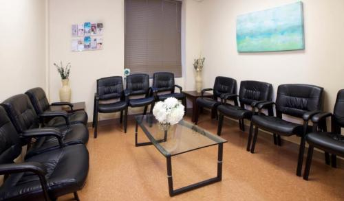 Private Patient Waiting Room
